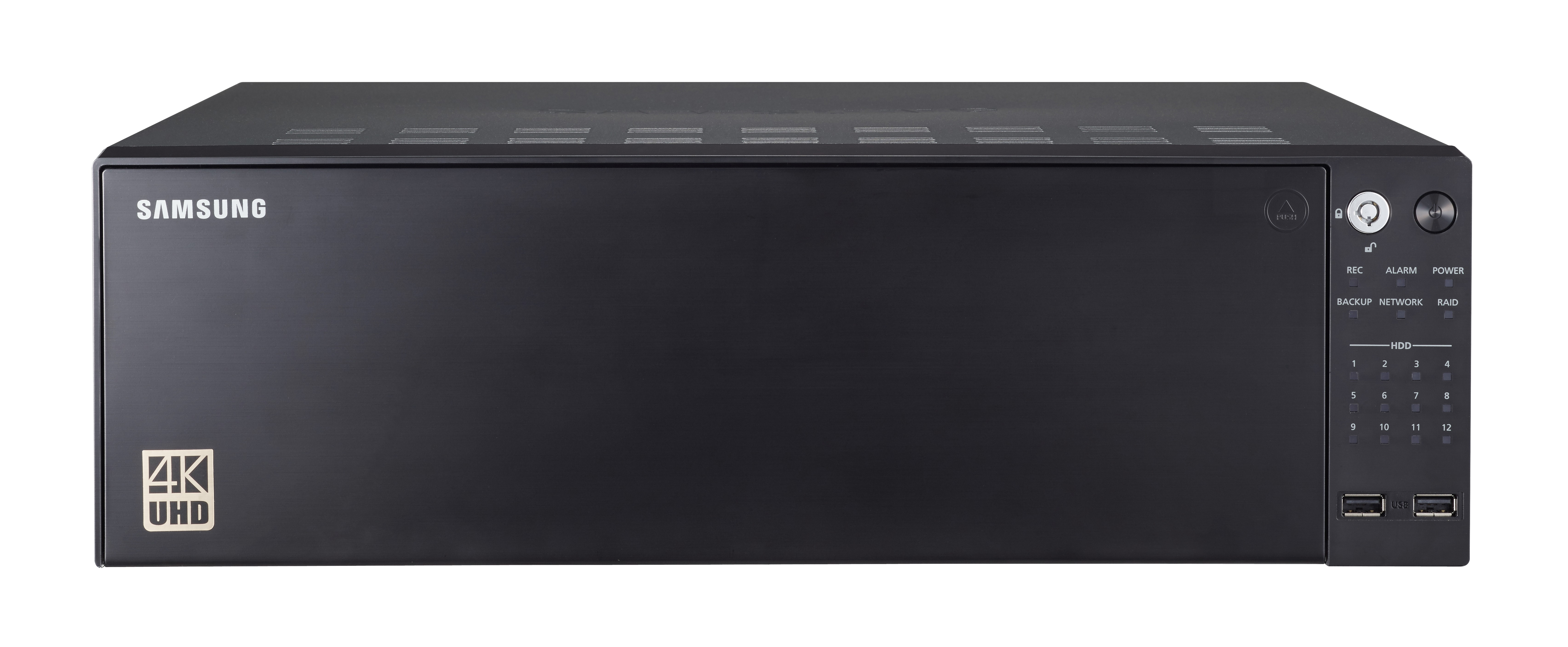 64CH H.265 Network Video Recorder