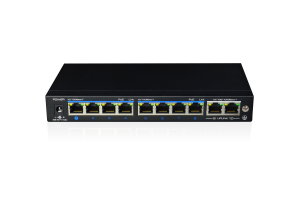 High Powered 8 Port PoE Switch