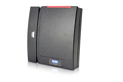 iCLASS SE RM40 with Magnetic Stripe Contactless Smart Card Reader