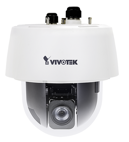 Speed Dome Network Camera