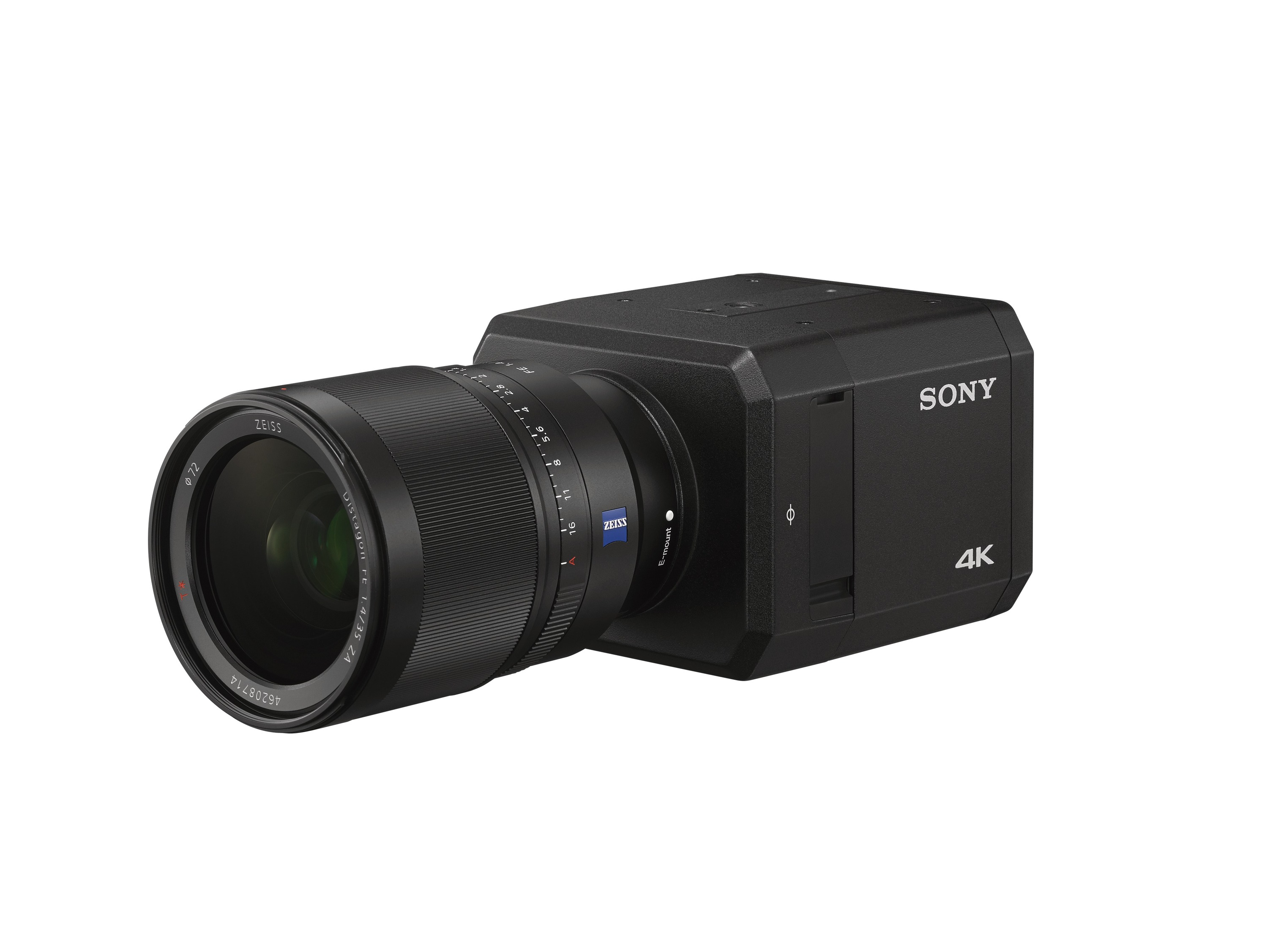 SNC-VB770 Ultra Low Light 4K Box camera