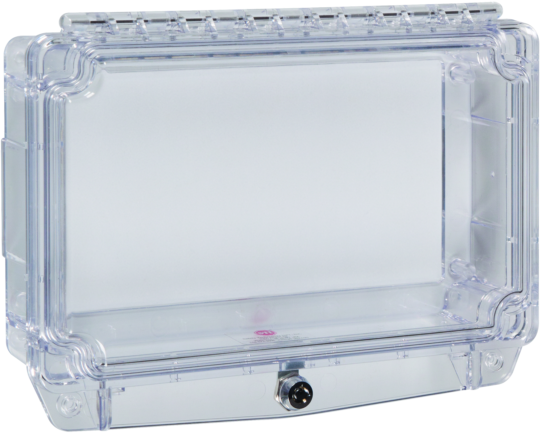Polycarbonate Cover