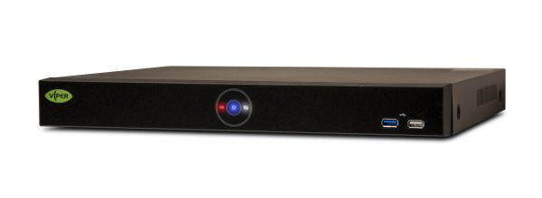 VIPER HDA 16 Channel DVR - 8TB