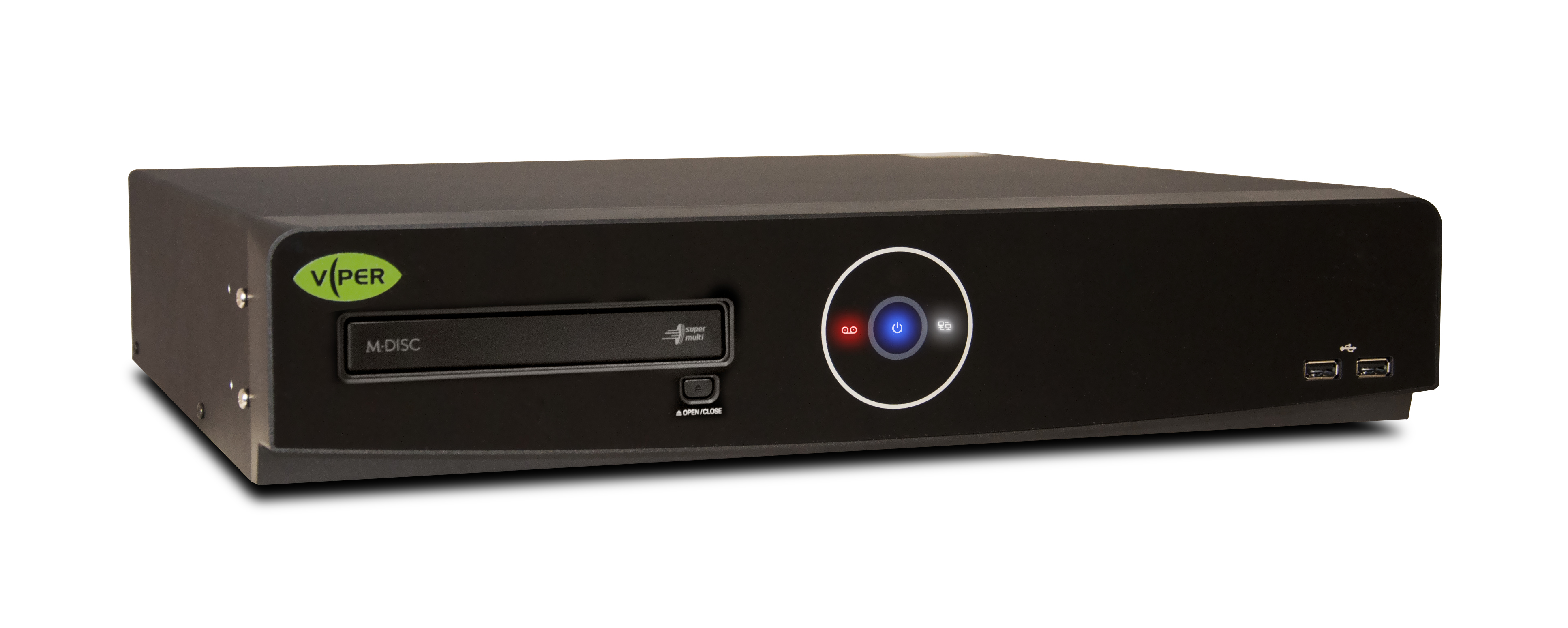 VIPER HDAL 16 Channel DVR - 8TB