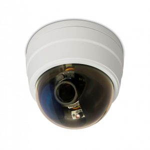 5MP Internal Dome Camera and Remote Set up Motorised Lens