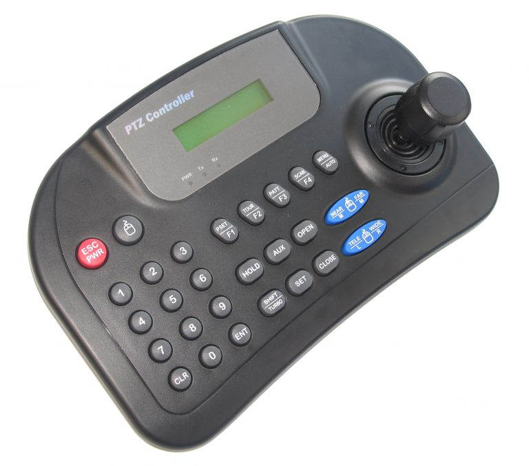 3 axis Joystick keyboard for RS485 PTZ dome control