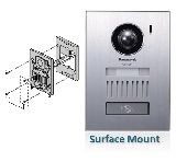 Optional Door Station (Surface mount)