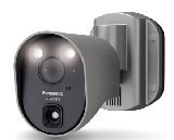 DECT Wireless Sensor Camera