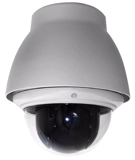 30:1 High Definition Analogueue Vandal Resistant PTZ Dome