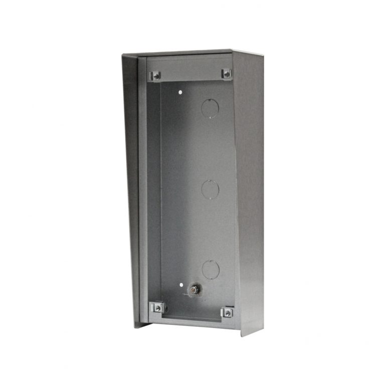 VR120 Series Surface Back Box with Rainshield (120x280)