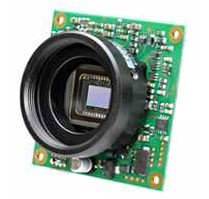 "1/2"" high sensitivity board camera"
