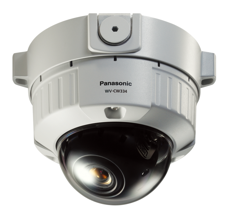 Vandal Resistant IP66 Day/Night Fixed Dome Camera with 1/3 type CCD