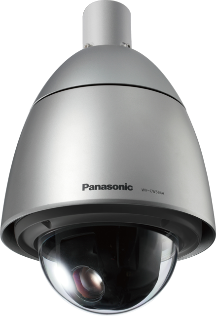 All-in-one 24-hour outdoor surveillance camera featuring 36x zoom and Super Dynamic 6 technology