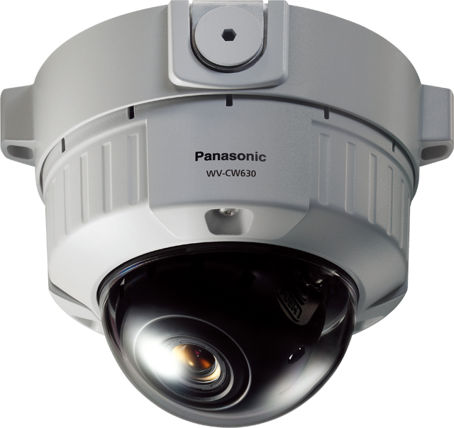 Super Dynamic 6 Vandal Resistant Fixed Dome Camera with