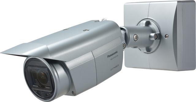 iA (intelligent Auto) H.265 Network Camera with tele lens