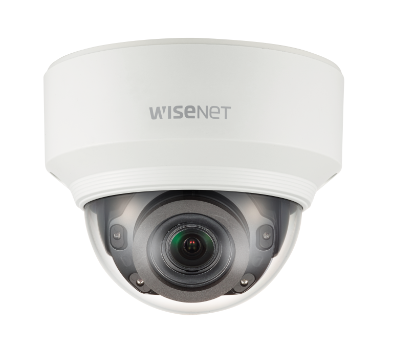 5 Megapixel Network IR Dome Camera