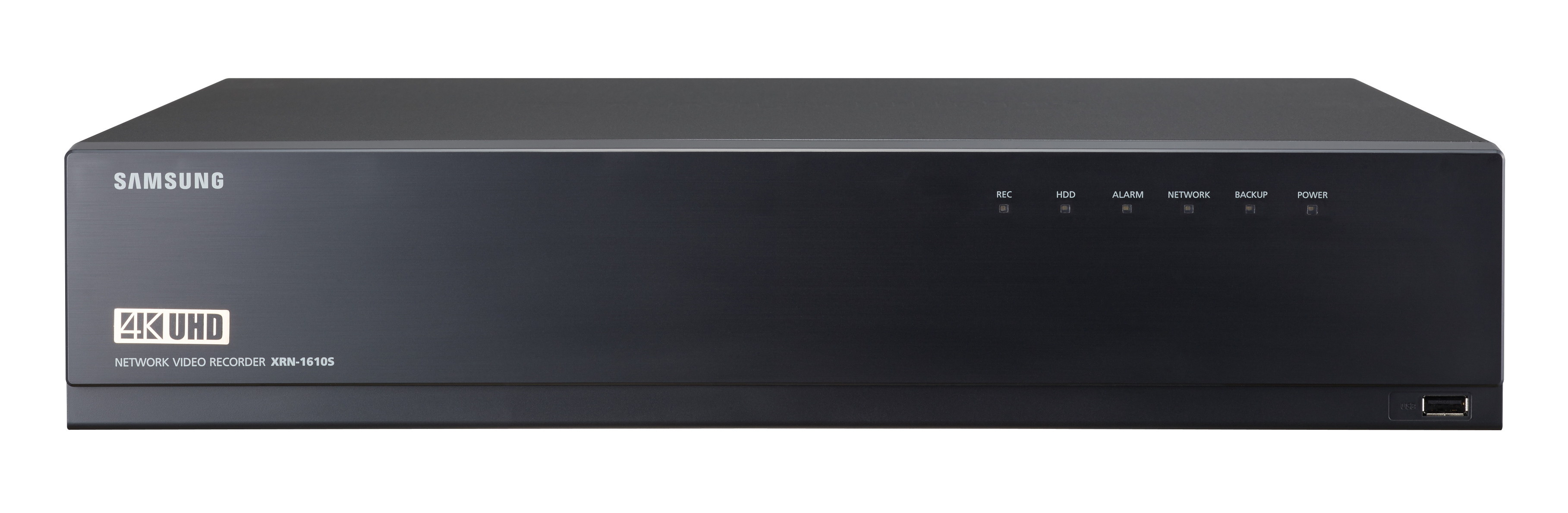 16CH Network Video Recorder with PoE Switch