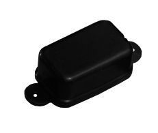 Final Exit Switch (Black with Internal Buzzer)
