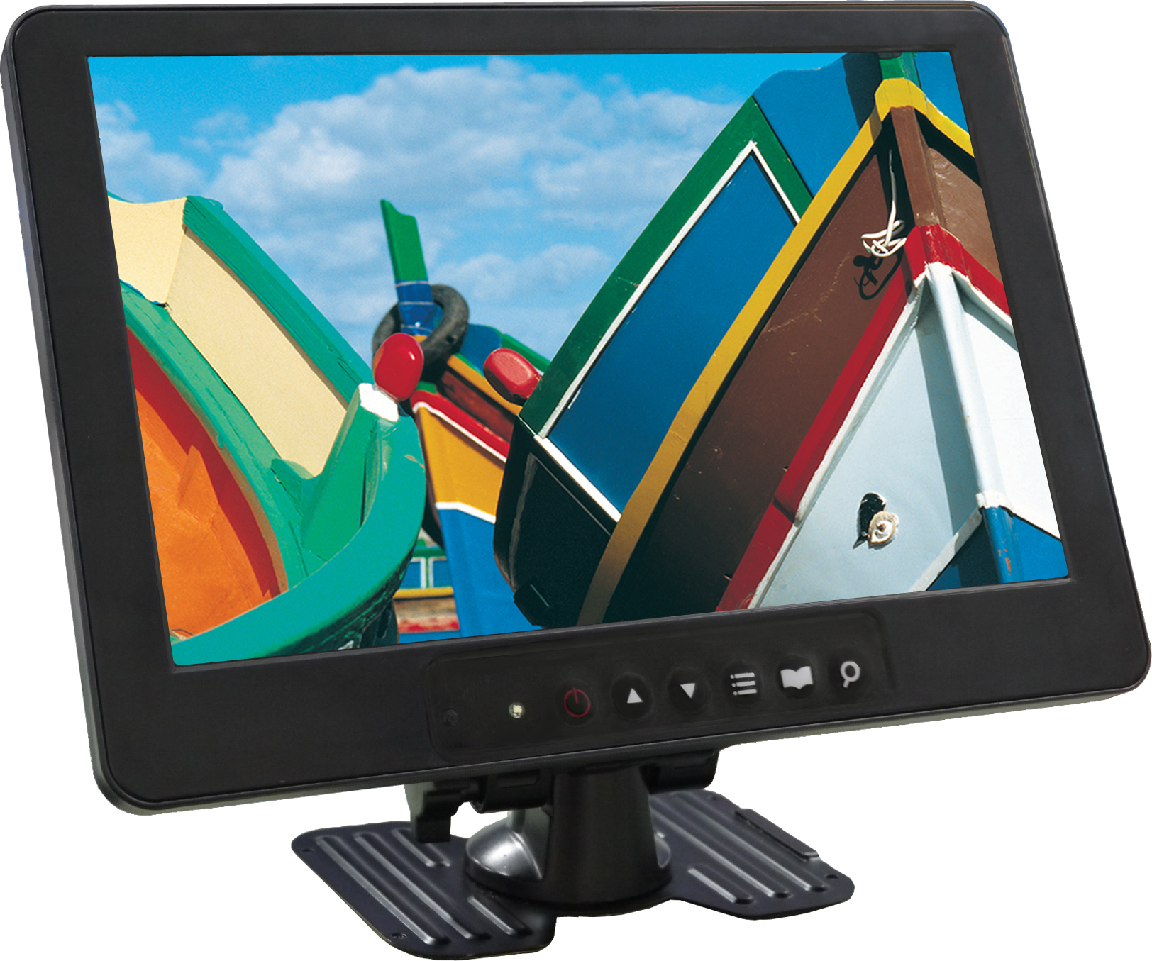 "L101AP 10.1"" TFT LCD Colour Video Monitor"
