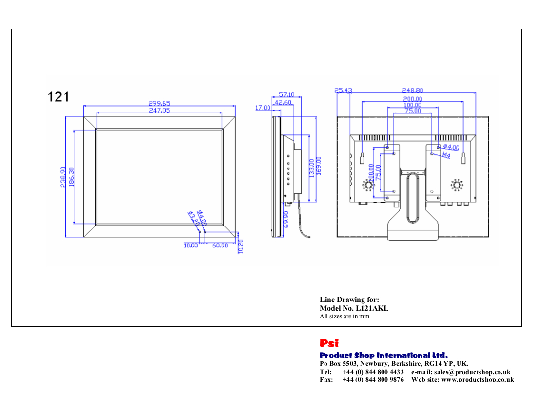 tft lcd color monitor wiring diagram   36 wiring diagram