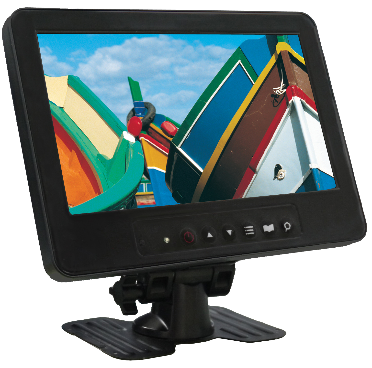 "L80AP 8"" TFT LCD Colour Video Monitor"