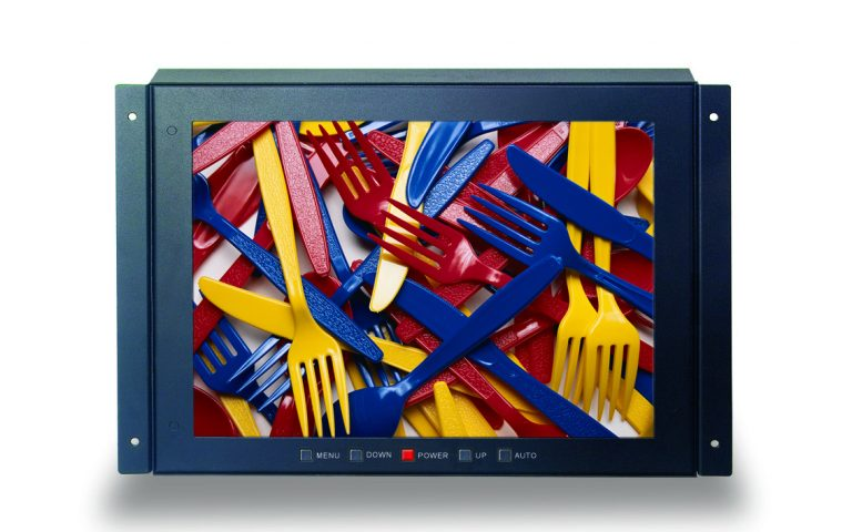 "LM1054 10.4"" TFT LCD Colour Monitor with LED Backlight"
