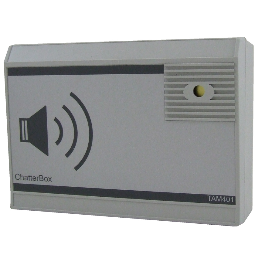 ChatterBox Talking Alarm Module Voice Sounder