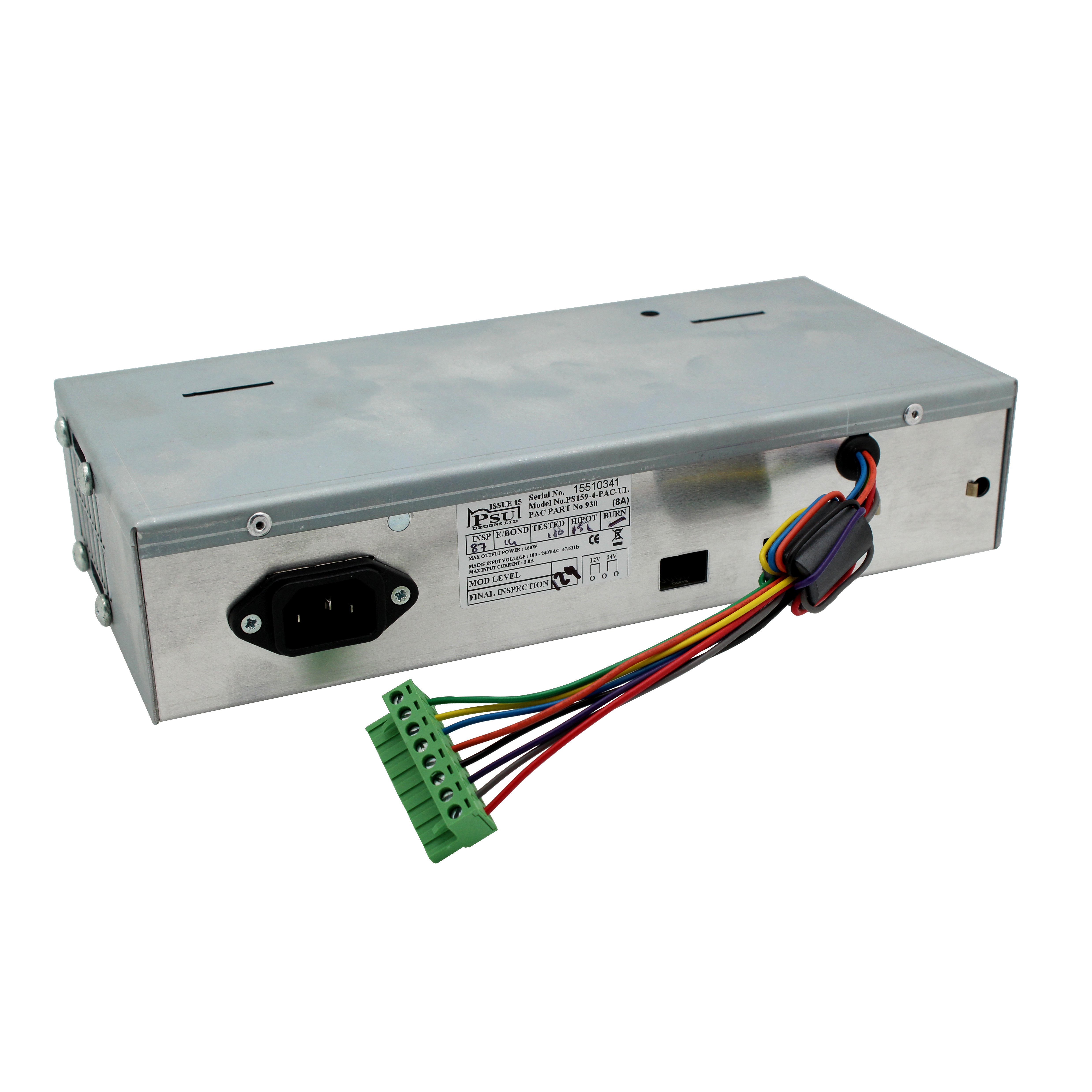 PAC 2200 replacement PSU