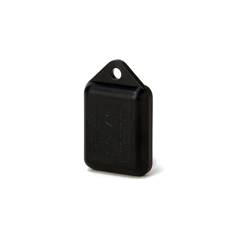 0911 Active non-encoded Cotag keyring tag