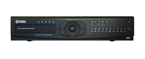 16 CHANNEL QUANTUM TVI DVR WITH LOOP THROUGH