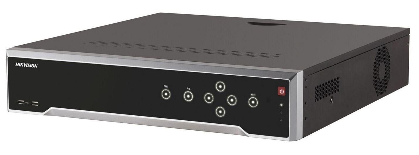 DS-7708NI-I4 12MP 8 Channel 4 SATA NVR