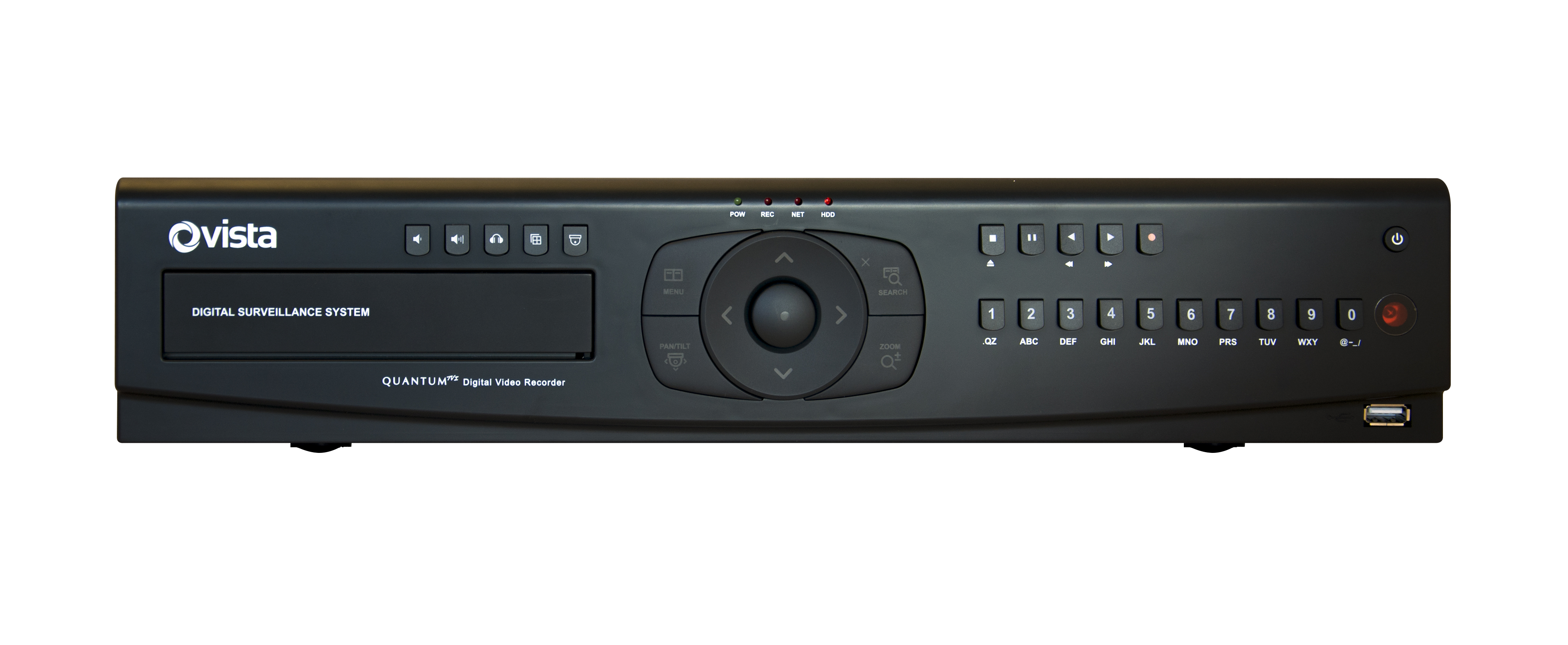 16 Channel Quantum TVI/CVBS DVR No HDD