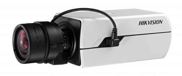 DS-2CE37U8T-A 8MP 4K Turbo HD Ultra-Low Light Box Camera (No Lens)