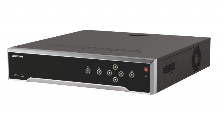 DS-7732NI-K4/16P-12TB 8MP 32 Channel 4 SATA 16 PoE NVR