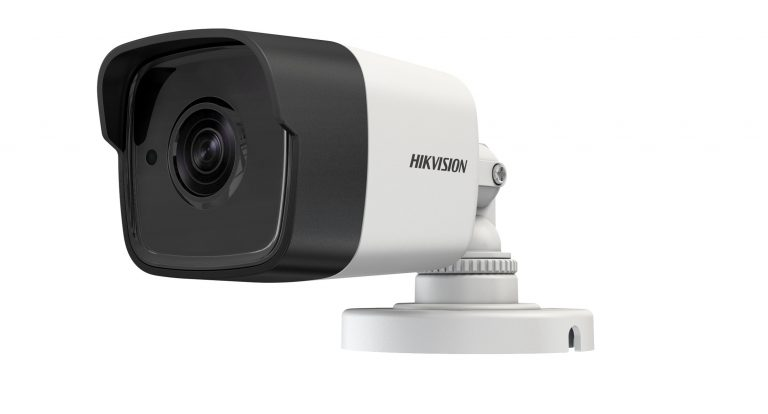 DS-2CE16H5T-ITE(2.8mm) 5MP Turbo HD Pro Ultra-Low Light Fixed EXIR PoC Bullet