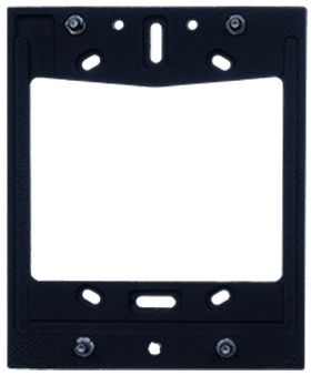 IP Solo Intercom - Surface Installation Backplate