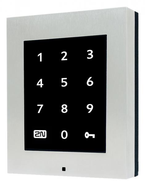 IP Access Unit - Access Control Module with digital touchscreen keypad