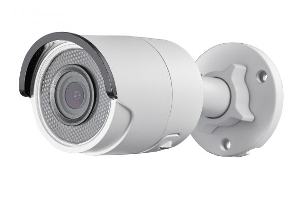 6 MP IR Fixed Bullet Network Camera