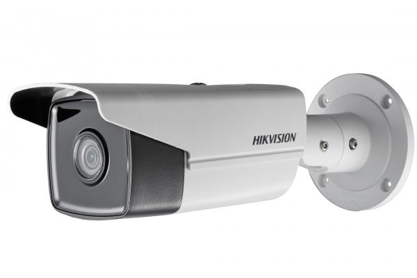 8 MP IR Fixed Bullet Network Camera