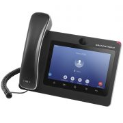 Multimedia IP telephone with 7 inch touch screen
