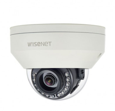 QHD (4MP) Analogue Vandal-Resistant IR Dome Camera
