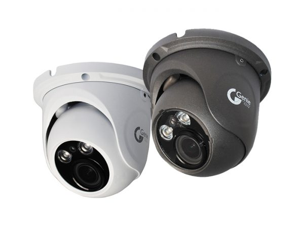 Genie 4MP Varifocal External Eyeball camera