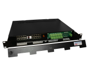 SecurePoE 1U Rack-mount 8x 30W PoE+ Gigabit Midspan