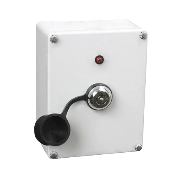 High security key switch
