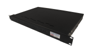 Slim 1U rack-mount 4x 24V 4A AC power supplies