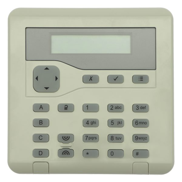 Keypad for i-on