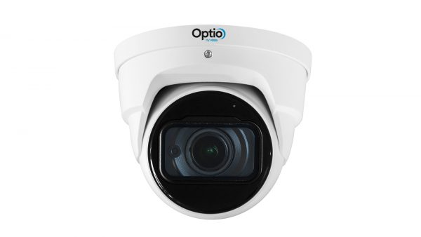 White optio by Vista CCTV dome camera