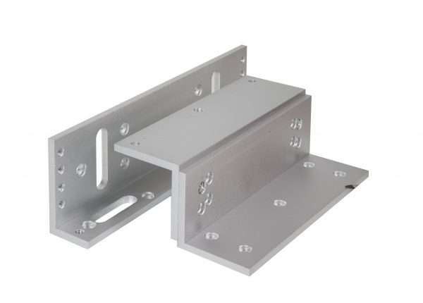 Z & L brackets for standard fire rated maglocks