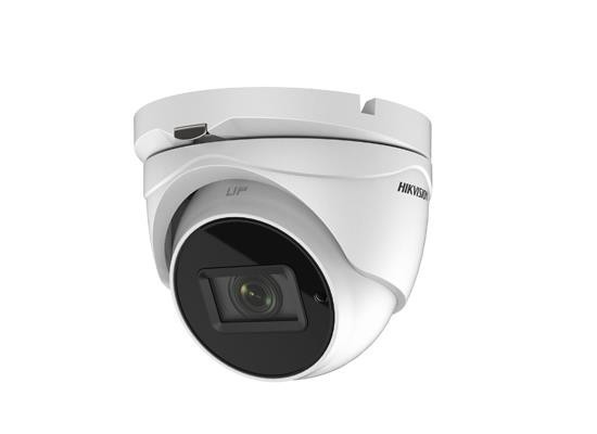 DS-2CE56H0T-IT3ZE(2.7-13.5mm) 5MP Turbo HD 40m IR PoC Varifocal Turret