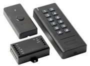 Wireless Keypad/Proximity Access Controller